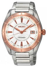 Seiko Automatic : SSA018J1