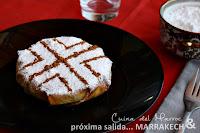 La bastela, alta gastronomía marroquí