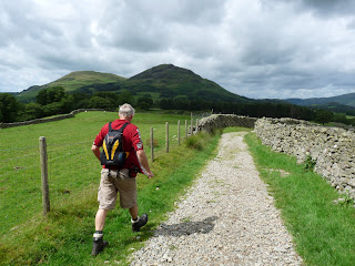 On our way backto Loweswater ...
