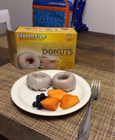 #glutenfree #dairyfree #nutfree #donuts