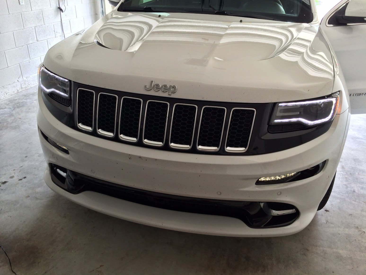 How to 2014 headlight drl cherokee srt8 forum with drl wires used instead of parking light wires asfbconference2016 Gallery