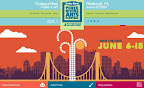 2014.06.06 – 15: Three Rivers Arts Festival  (KoolKat booth near Gateway Plaza Fountain)