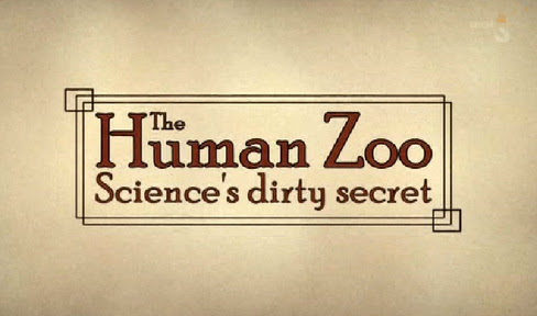 ludzkie zoo / The Human Zoo: Science's Dirty Secret (2009) PL.TVRip.XviD / Lektor PL