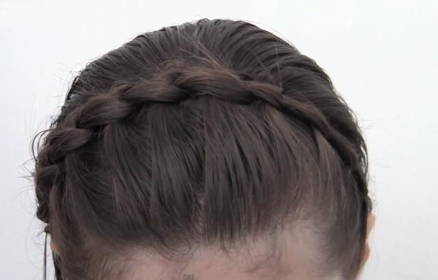Como Hacer Peinados Faciles Para Ninas