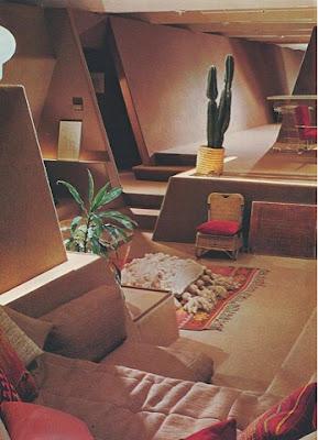 Interior anos 70