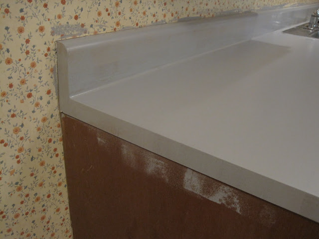 Rustoleum Countertop Paint Fumes : Painted My Kitchen Countertops - The Ugly Duckling House