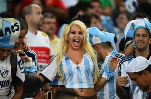Musas da Copa Do Mundo 2014