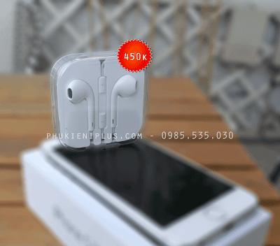 Có gì thay đổi ở tai nghe iphone 6s và 6s plus - 90292