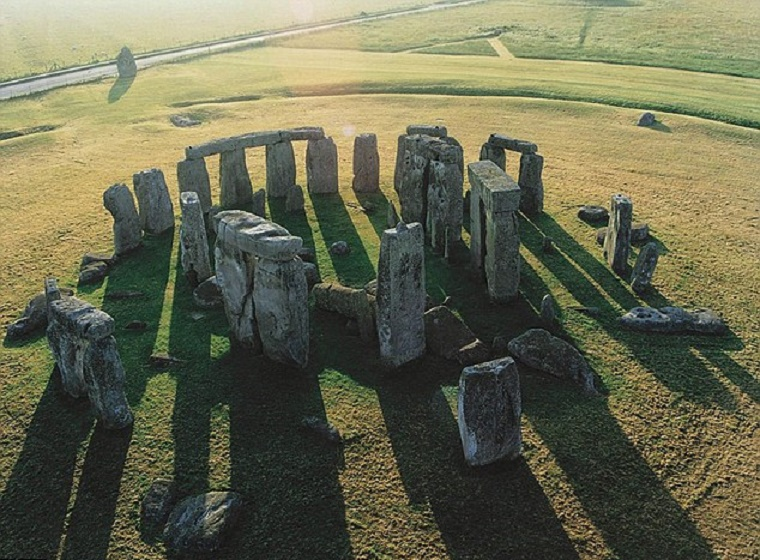 Stonehenge may have served as a cremation cemetery