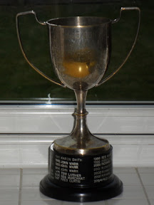 The Hargreaves trophy