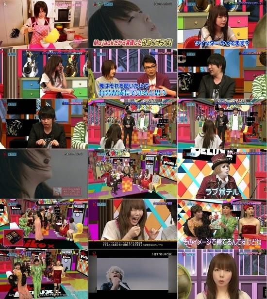(TV-Variety)(720p) ミュージャック Mujack 141114