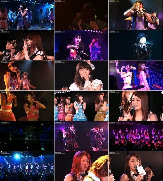 "(LIVE)(公演) AKB48 チームK ""RESET"" 島田晴香の生誕祭 141222"