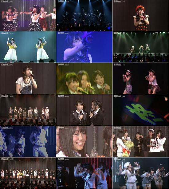 """NMB48 チームBII """"ただいま 恋愛中"""" 薮下柊の生誕祭 131207"""
