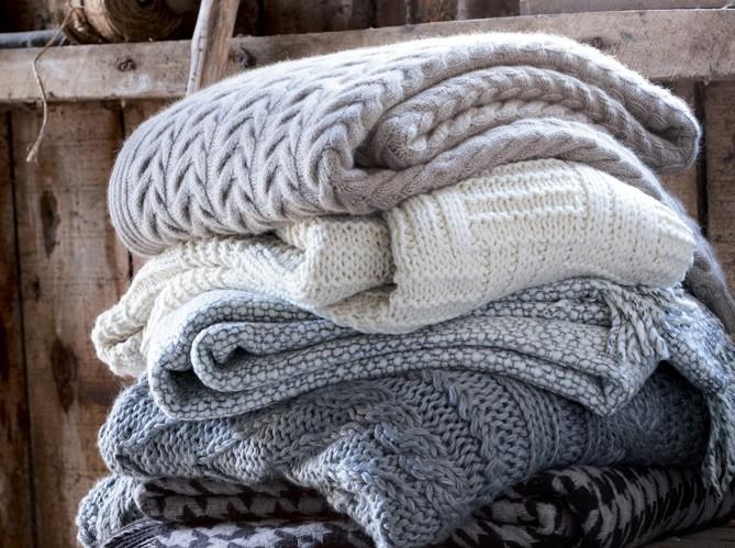 Придание формы вязаному изделию