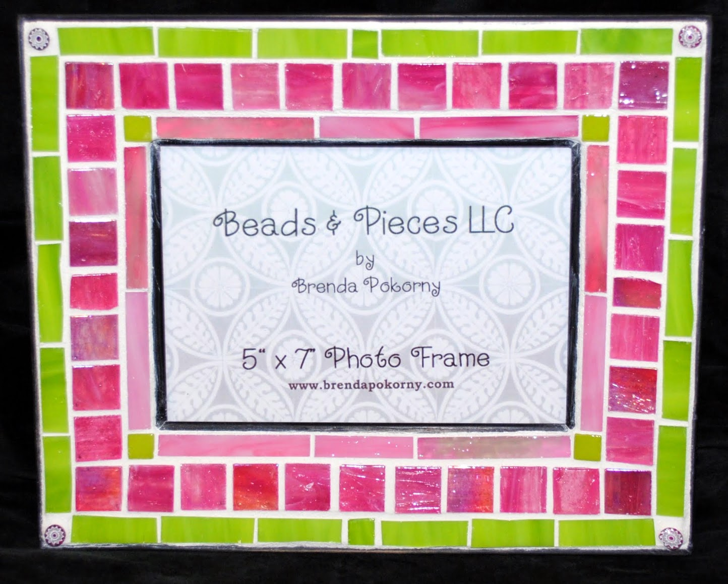 "5"" x 7"" Mosaic Photo Frames"