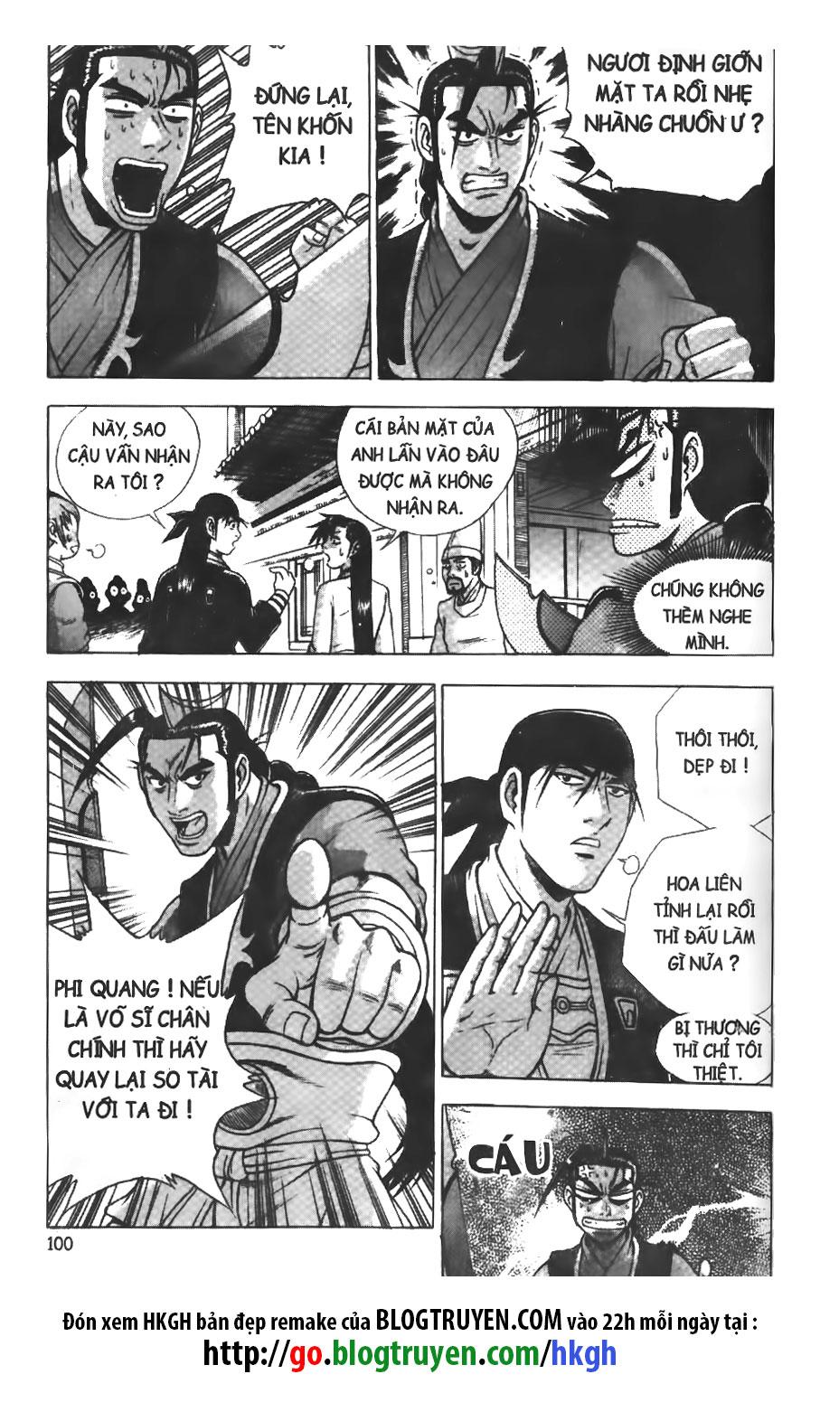xem truyen moi - Hiệp Khách Giang Hồ Vol36 - Chap 246 - Remake