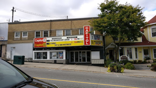 Capitol Theatre, 8 Main St W, Huntsville, ON P1H 2E1, Canada, Movie Theater, state Ontario