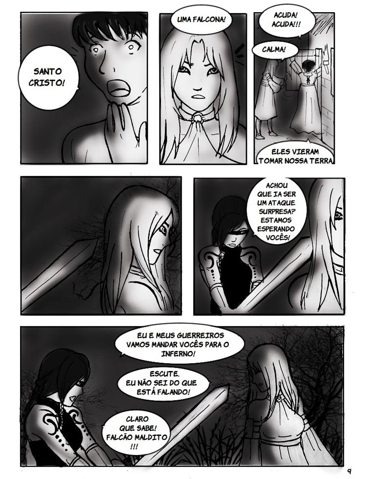 Falcon 2 - Página 9
