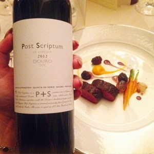 pairing port with food