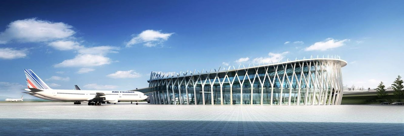 Wonsan Airport Proposal by Plt