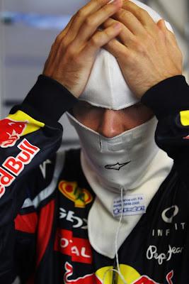 Себастьян Феттель готовится к гонке на Гран-при Германии 2011