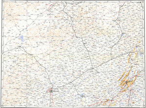 Download map map 500k g43 1 gumiabroncs Gallery