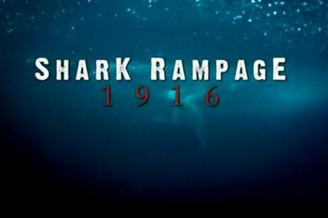 Szczêki - prawdziwa historia / Shark Rampage 1916 (2009) PL.TVRip.XviD / Lektor PL
