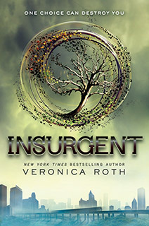 Cover Love: Insurgent by Veronica Roth and the Dark Days Tour