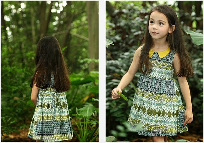 Little Summer Dress ~ D2