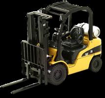 Xe nâng cũ Diesel LPG Forklift Điện