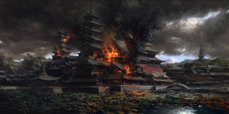 Loạt concept art khá đẹp mắt của Đấu Chiến Thần - Ảnh 5
