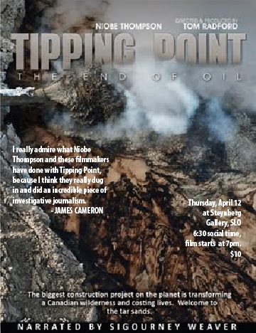 Uwiêzieni w ropono¶nych piaskach / Tipping Point The End of Oil (2011) PLSUB.TVRip.XviD / PLSUB