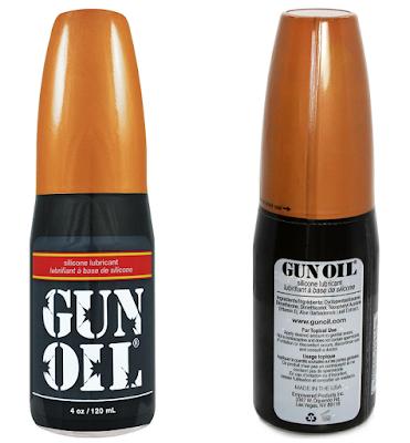 Gel-Dầu Bôi Trơn Hậu Môn (Anal Sex) Gun Oil Premium Silicone-Based Lubricant