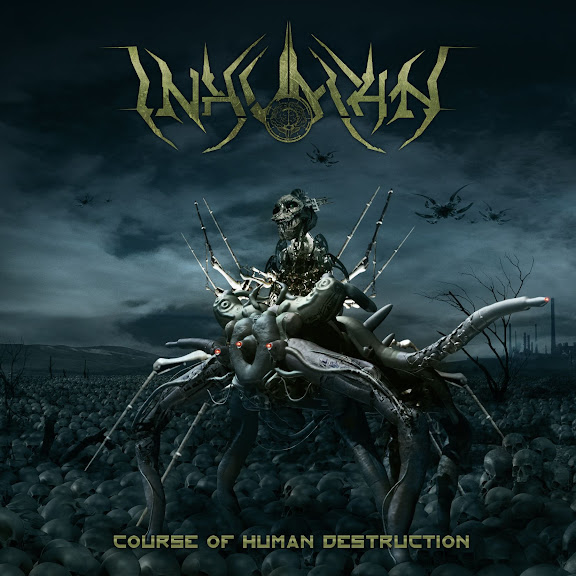 Inhuman - Course of Human Destruction (2013)