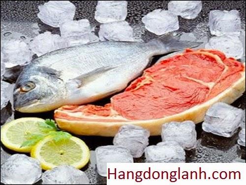 Cung cấp thực phẩm đông lạnh tại các tỉnh phía Bắc