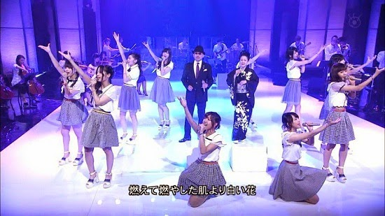 (TV-Music)(1080i) SKE48 Part (MUSIC FAIR) 140830