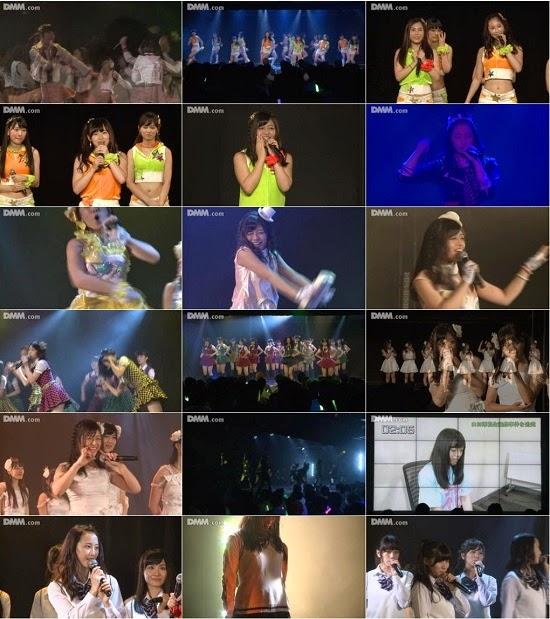 "(LIVE)(公演) SKE48 チームE ""手をつなぎながら"" 山田澪花の生誕祭 140818"