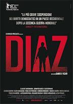 «Díaz: Non pulire questo sangue» Díaz: Non limpedes esta sangue