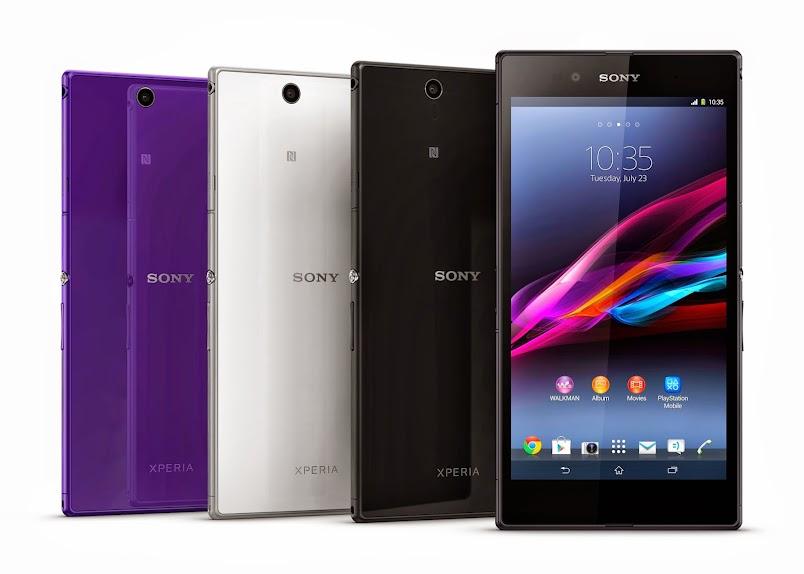 Sony Xperia Z Ultra - Spesifikasi Lengkap dan Harga