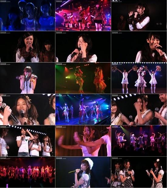 "(LIVE)(公演) AKB48 チームA ""恋愛禁止条例"" 市川愛美の生誕祭 140828"