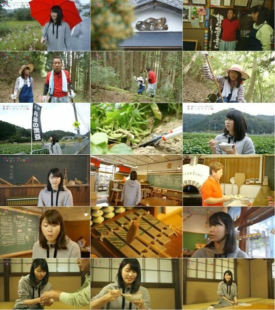 (TV-Variety)(720p) 横山由依 – がはんなり巡る 京都いろどり日記 ep16 141022