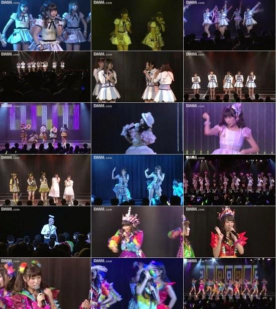"""(LIVE)(公演) NMB48 チームN """"ここにだって天使はいる"""" 公演 141027 & 141104"""