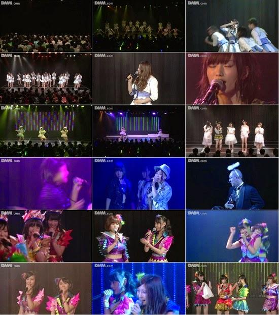 """(LIVE)(公演) NMB48 チームN """"ここにだって天使はいる"""" 山口夕輝の生誕祭 140924 & 141007 & 141009 & 141017 & 141018"""