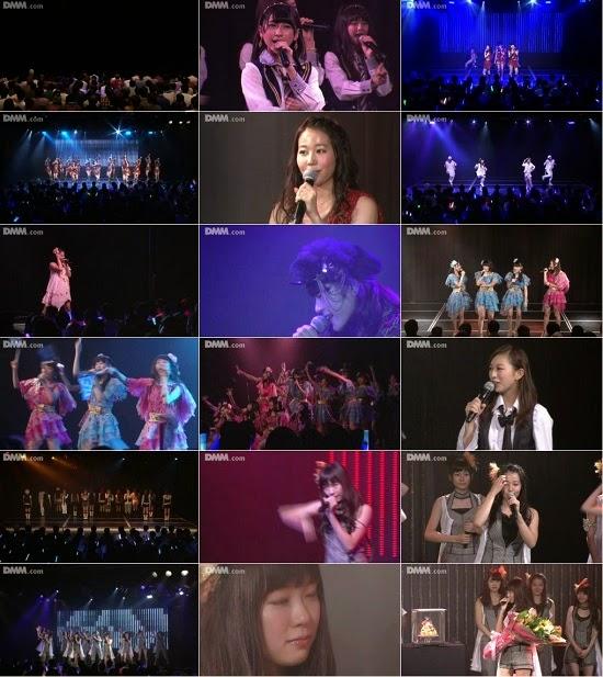 "(LIVE)(公演) NMB48 チームBII ""逆上がり"" 渡辺美優紀の生誕祭 140915 & 140922"