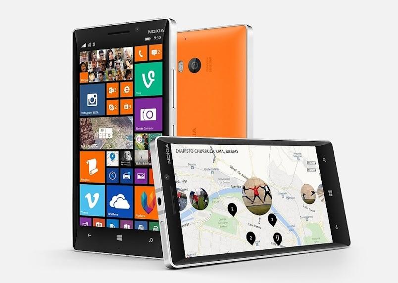 Nokia Lumia 930 - Spesifikasi Lengkap dan Harga