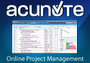 Acunote - Scrum, Agile and IT Project Management, Wiki (Free for 5 Users)