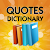 Quotes Dictionary file APK Free for PC, smart TV Download