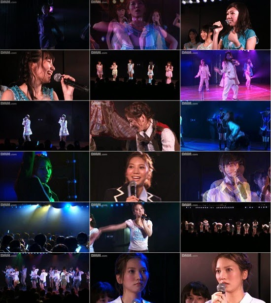 "(LIVE)(公演) AKB48 チームB ""パジャマドライブ"" 高城亜樹の生誕祭 141005"
