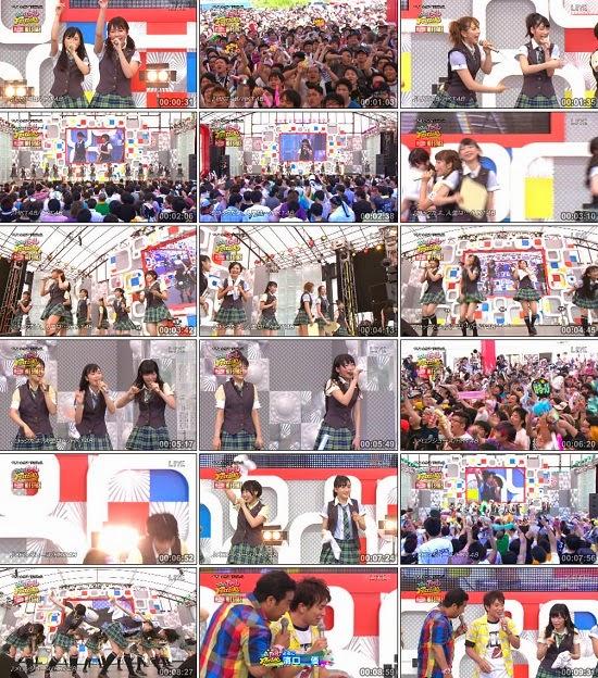 (TV-Music)(1080i) HKT48 – TOKYO IDOL FESTIVAL 2014 (Hot Stage, LIVE) 140802