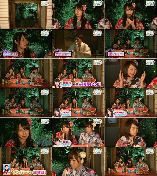 (TV-Variety)(720p) SKE48 – 高柳明音の「翼をください」 ep10 140827